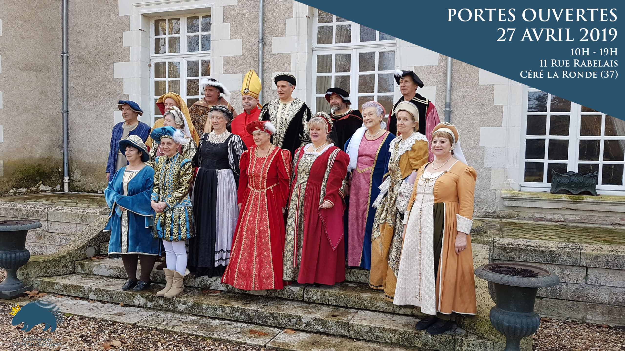 portes ouvertes Louis XII Costumes